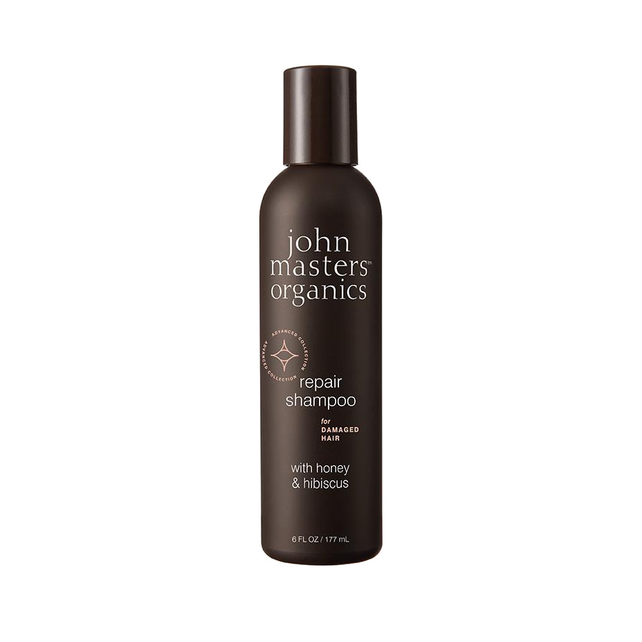 JMO Miód & Hibiskus szampon regenerujący | SoBio Beauty Boutique