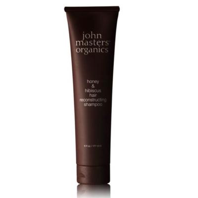 JMO Miód& hibiskus szampon