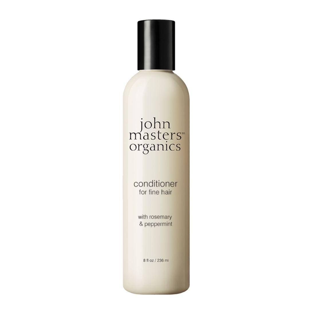JOHN MASTERS ORGANICS Rozmaryn i Mięta odżywka do włosów SoBio Beauty Boutique Cruelty Free Concept Store