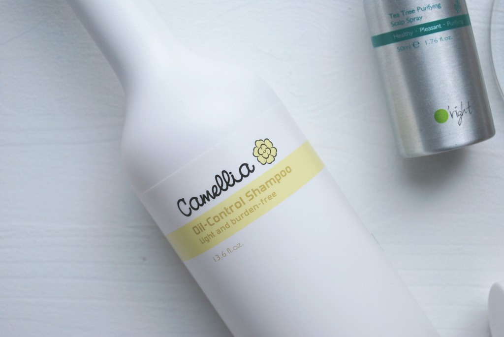 O`right Camelia szampon