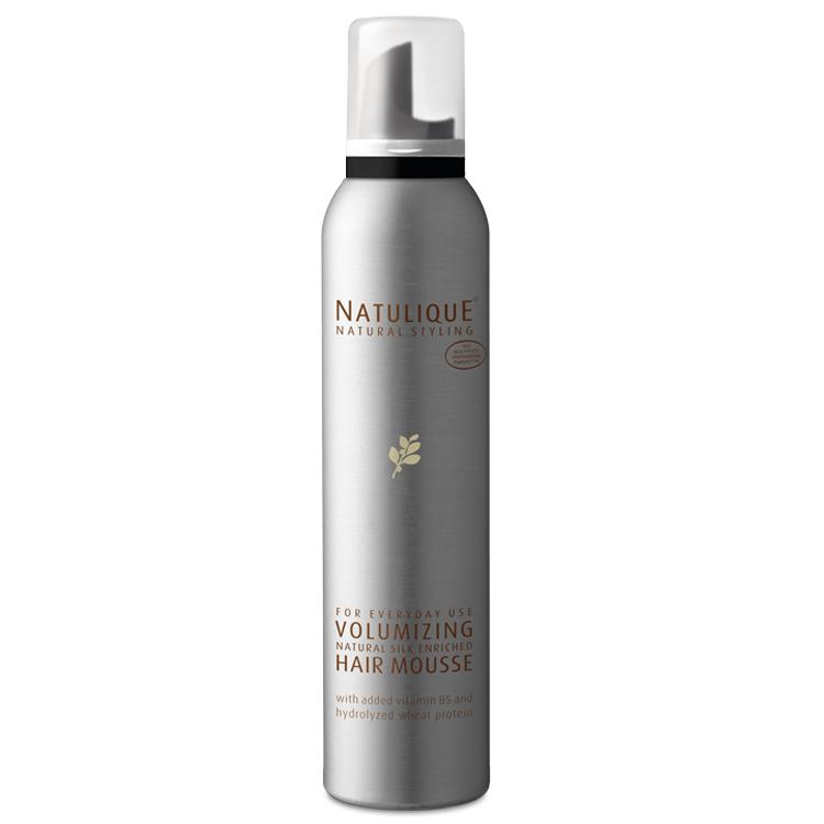 Natulique VOLUMIZING HAIR MOUSSE