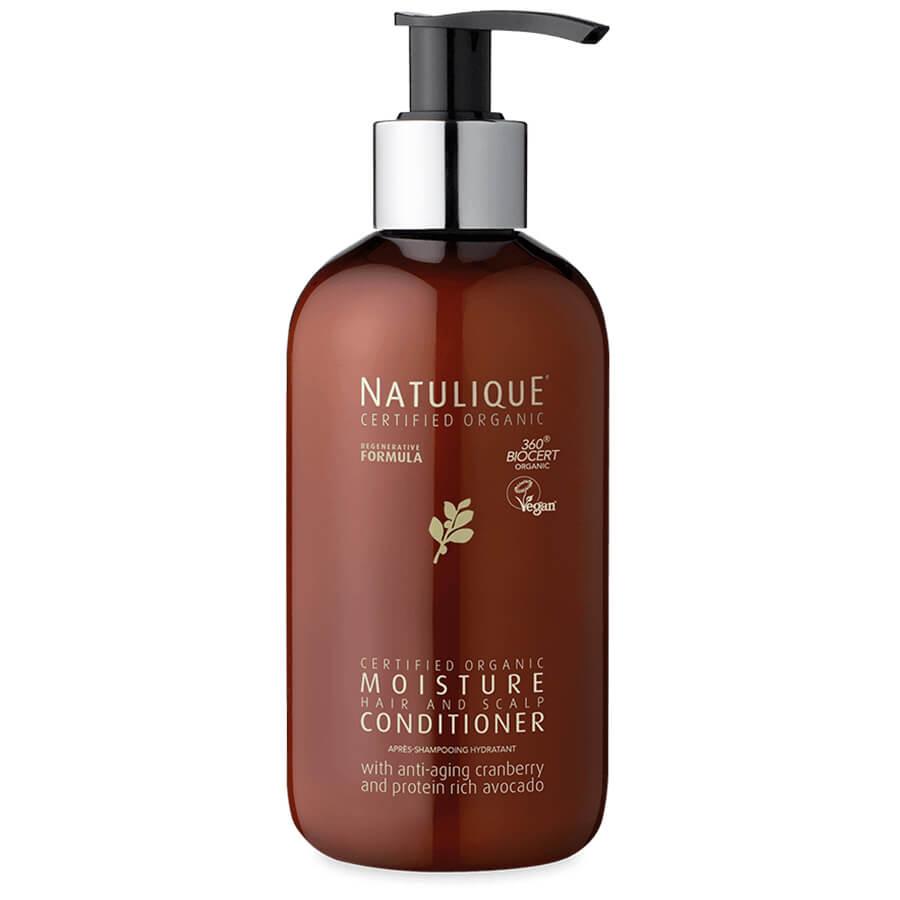 NATULIQUE Moisture Odżywka _ SoBio Beauty Boutique _ Cruelty Free Concept Store