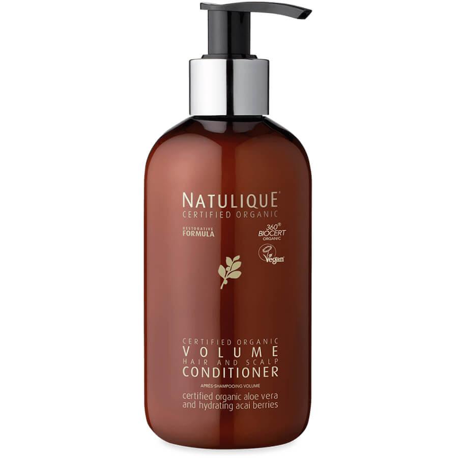 NATULIQUE Volume Odżywka _ SoBio Beauty Boutique _ Cruelty Free Concept Store