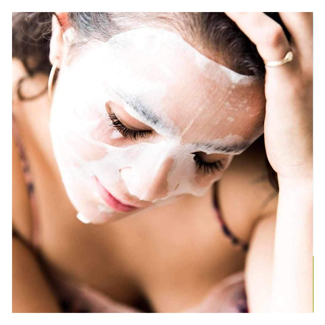 ORGAID Nawilżająca Maska Anti-Aging | SoBio Beauty Bourique 3
