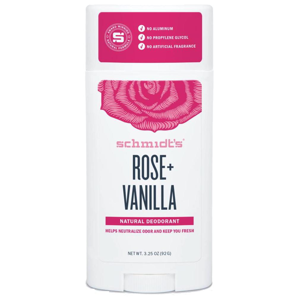 SCHMIDT'S Rose Vanilla Dezodorant