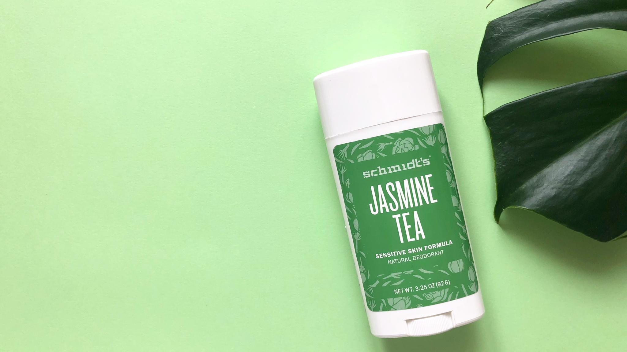 Analiza składu SCHMIDT'S Jasmin Tea dezodorant