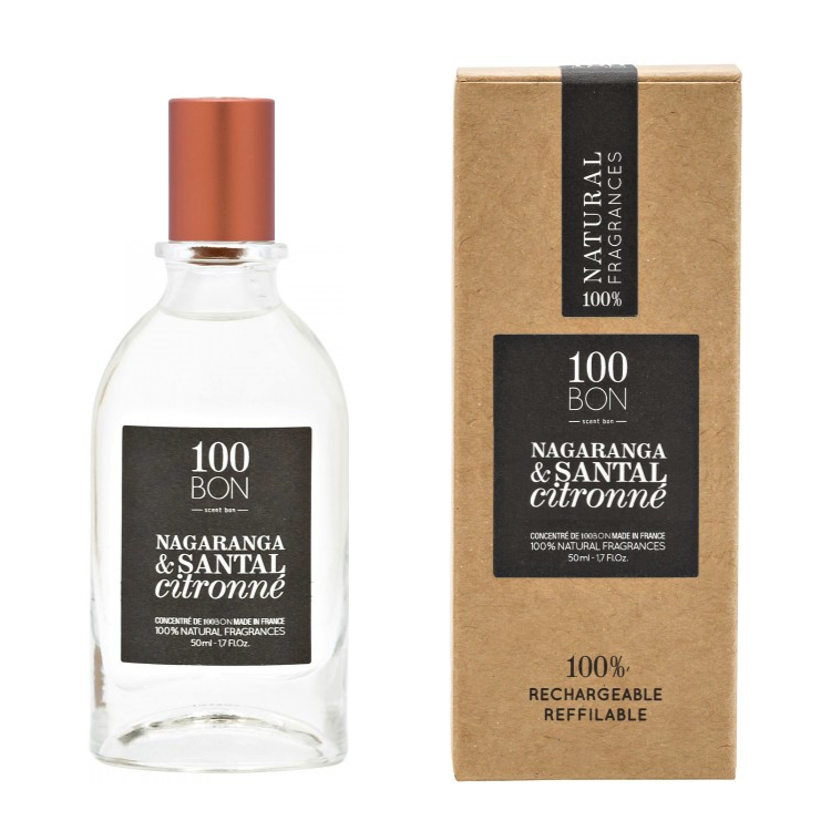 100BON NAGARANGA & SANTAL CITRONNÉ 50 ml | SoBio Beauty Boutique