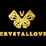 crystallove logo | SoBio Beauty Boutique