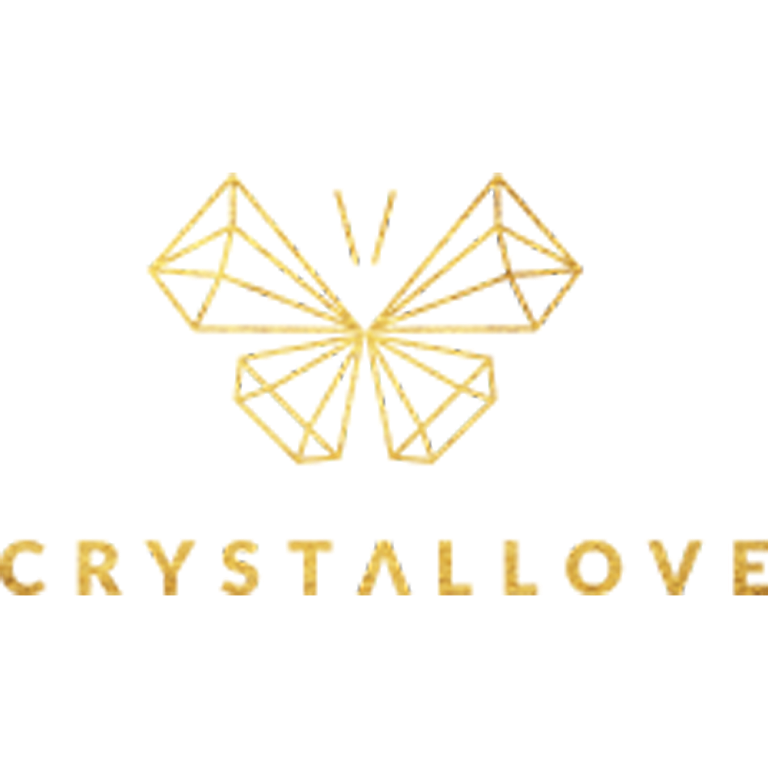 crystallove logo | SoBio Beauty Boutique