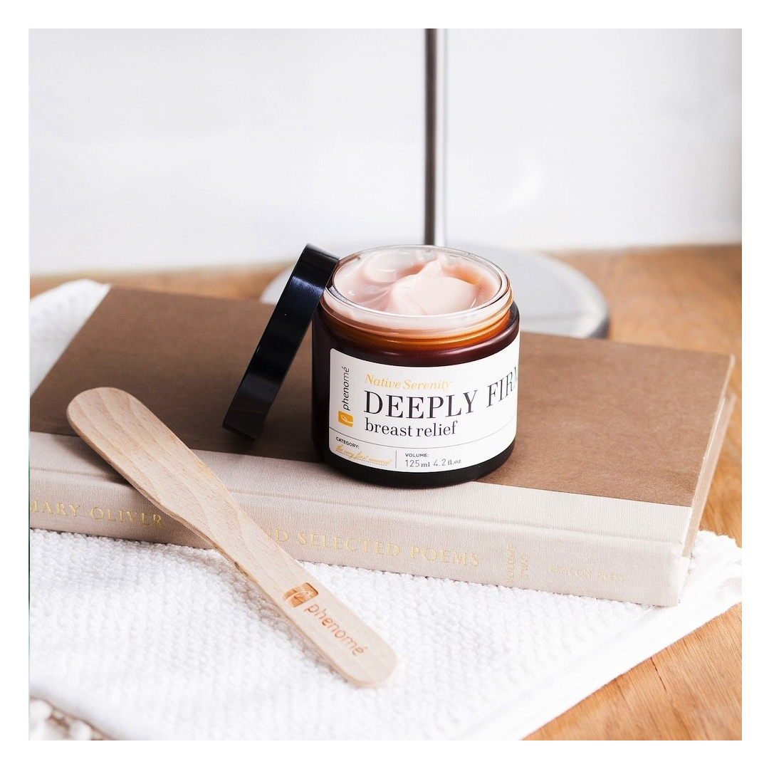 PHENOMÉ DEEPLY FIRMING breast relief 1 | SoBio Beauty Boutique
