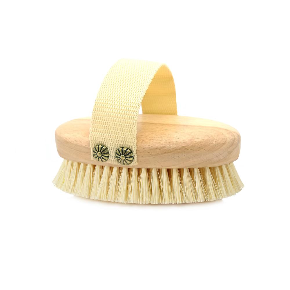 VEGAN LAB Szczotka do masażu ciała na sucho (TAMPICO -AGAWA) | SoBio Beauty Boutique