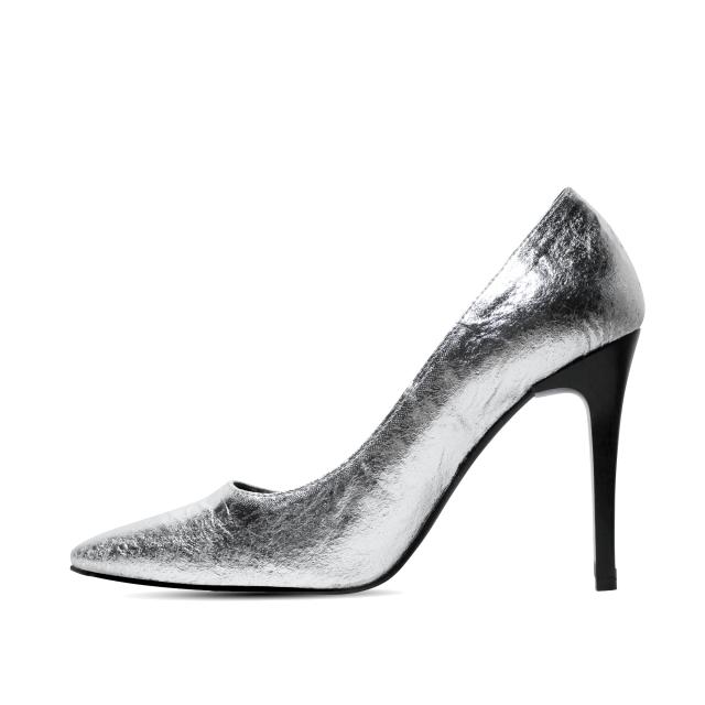 BOHEMA Szpilki Silver Chic _ Pinatex _ SoBio Beauty Boutique