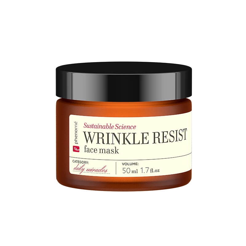 PHENOME WRINKLE RESISTface mask | SoBio Beauty Boutique