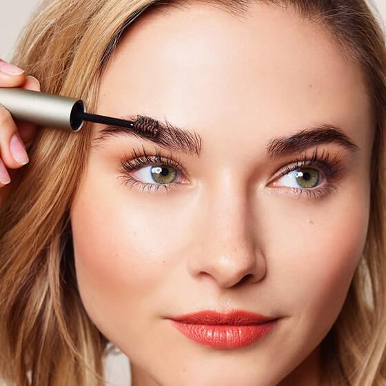 ILIA BEAUTY Brow Gel Medium Brown Mascara do brwi   SoBio Beauty Boutique