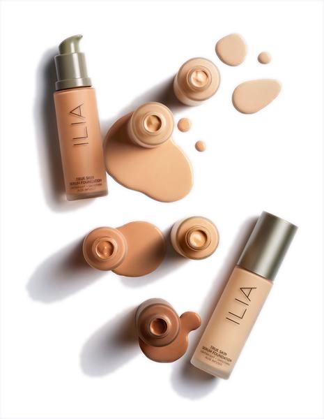 ILIA BEAUTY True Skin Serum Foundation Próbki | SoBio Beauty Boutique 1