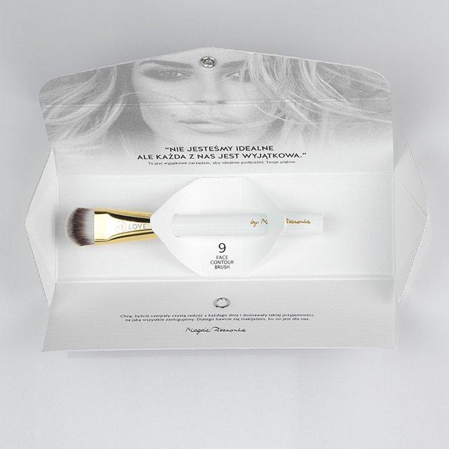 LOVENUE Pędzel do konturowania _ SoBio Beauty Boutique _ Cruelty Free Concept Store 2