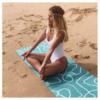 MOONHOLI Vibration Mata do jogi | SoBio Beauty Boutique 2| Cruelty-Free Beauty