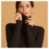 NAGO Golf z bawełny organicznej _ black | SoBio Beauty Boutique 3