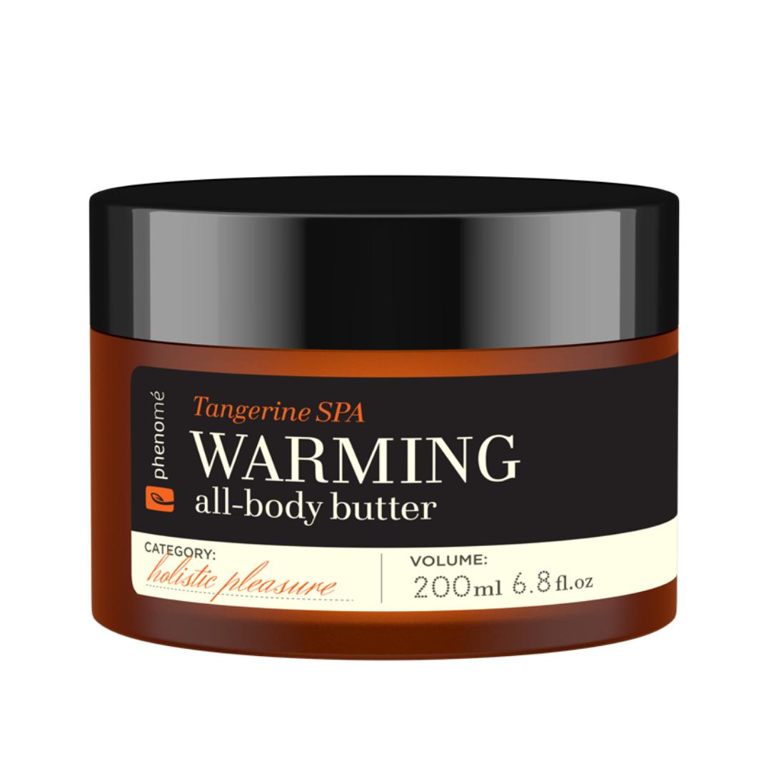Phenome warming masło do ciała | SoBio Beauty Boutique 1
