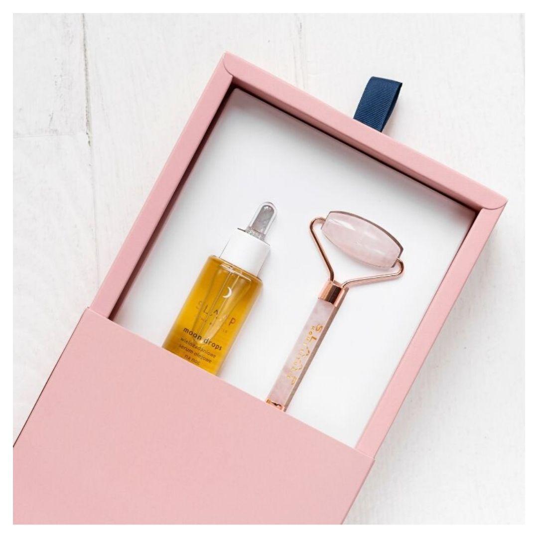 SLAAP Zestaw Różowy Kwarc  SoBio Beauty Boutique