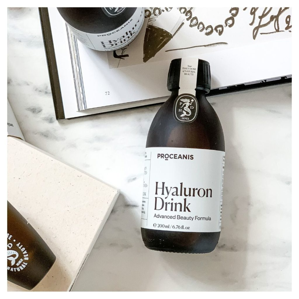 PROCEANIS Hyaluron Drink 3  SoBio Beauty Boutique 2