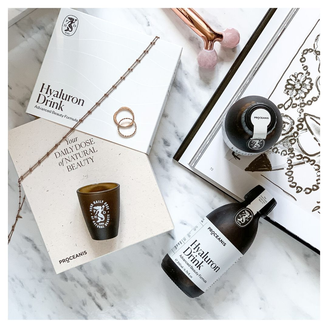 PROCEANIS Hyaluron Drink   SoBio Beauty Boutique 2