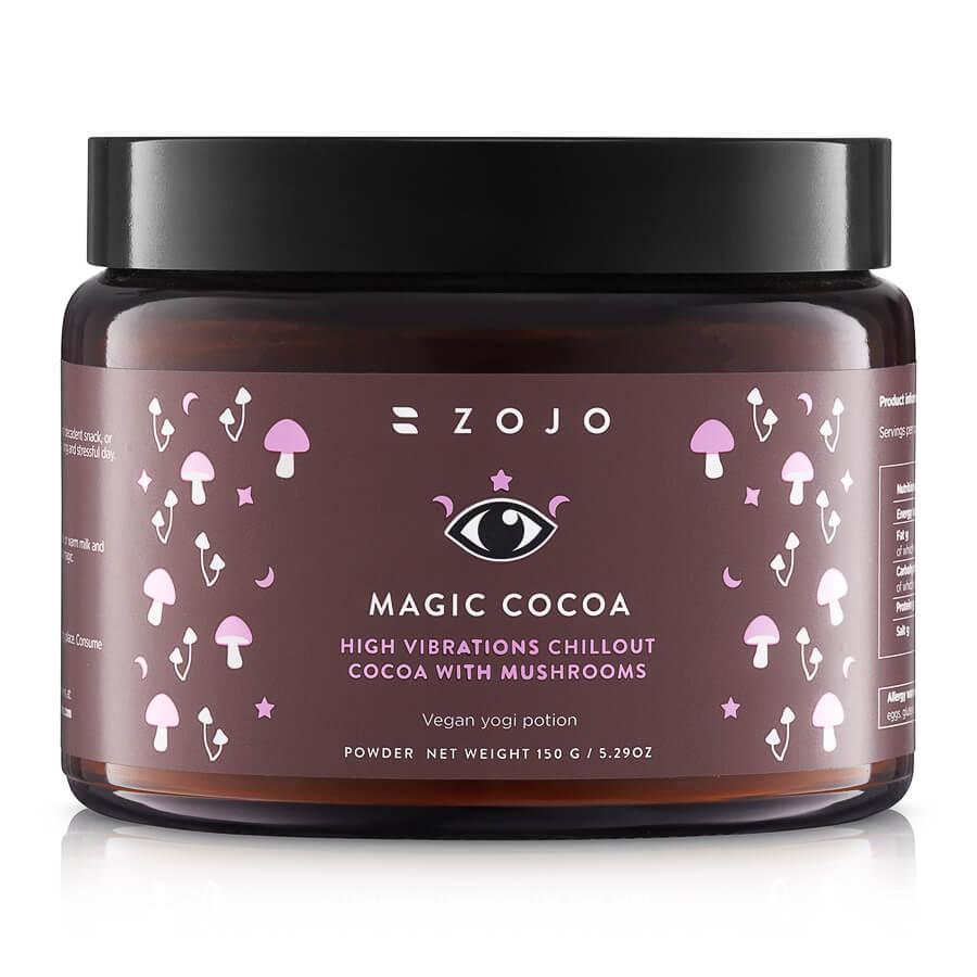 ZOJO Magic Cocoa | Czekolada Adaptogenna | SoBio Beauty Boutique