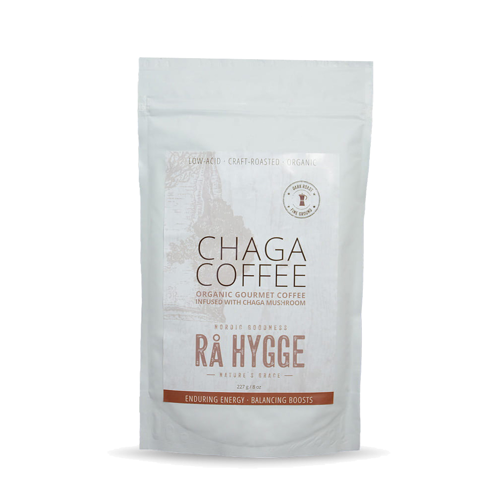 RA HYGGE Kawa z ekstraktem grzybowym CHAGA _ SoBio Beauty Boutique