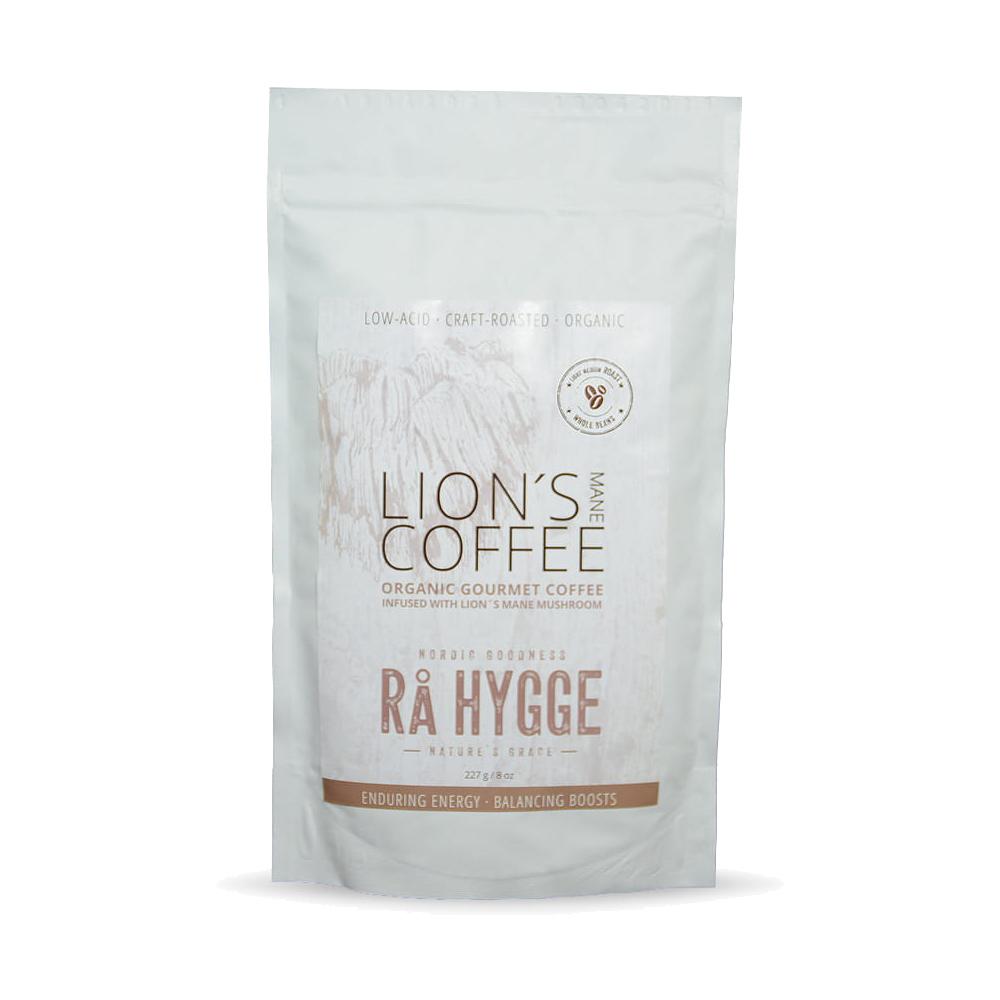 RA HYGGE Kawa z ekstraktem grzybowym LION'S MANE _ SoBio Beauty Boutique