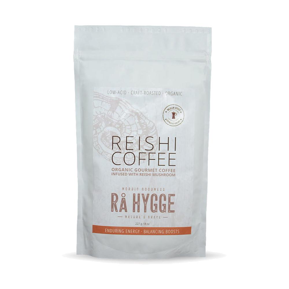 RA HYGGE Kawa z ekstraktem grzybowym REISHI _ SoBio Beauty Boutique
