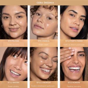 ILIA BEAUTY Super Serum Skin Tint SPF30 Cera średnia _ SoBio Beauty Boutique _ Cruelty Free Concept Store 9