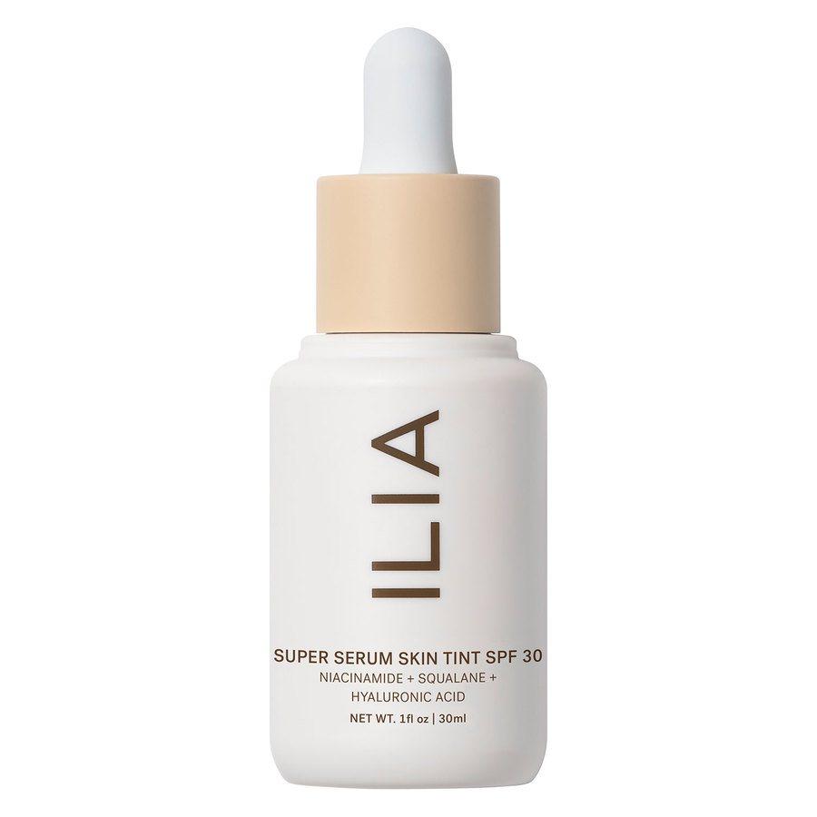 ILIA BEAUTY Super Serum Skin Tint SPF30 | SoBio Beauty Boutique | Skin Tint SPF 30