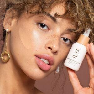 ILIA BEAUTY Super Serum Skin Tint SPF30 _ SoBio Beauty Boutique _ Cruelty Free Concept Store 8