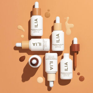 ILIA BEAUTY Super Serum Skin Tint SPF30 _ SoBio Beauty Boutique _ Cruelty Free Concept Store 9