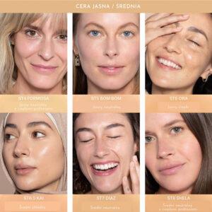 ILIA BEAUTY Super Serum Skin Tint SPF30 cera jasna _ SoBio Beauty Boutique _ Cruelty Free Concept Store 9