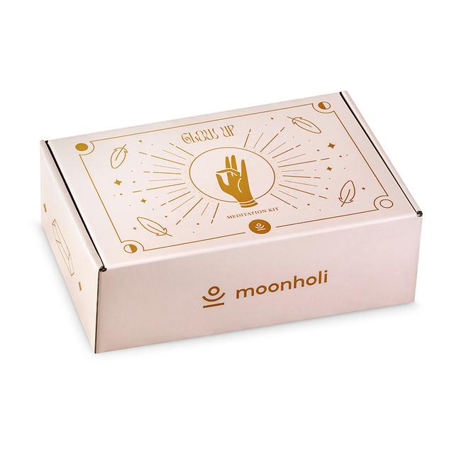 MOONHOLI Glow Up Zestaw do rytuałów | SoBio Beauty Boutique
