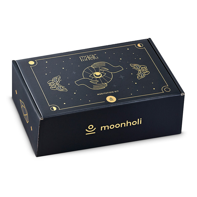 MOONHOLI Magic Zestaw do rytuałów | SoBio Beauty Boutique