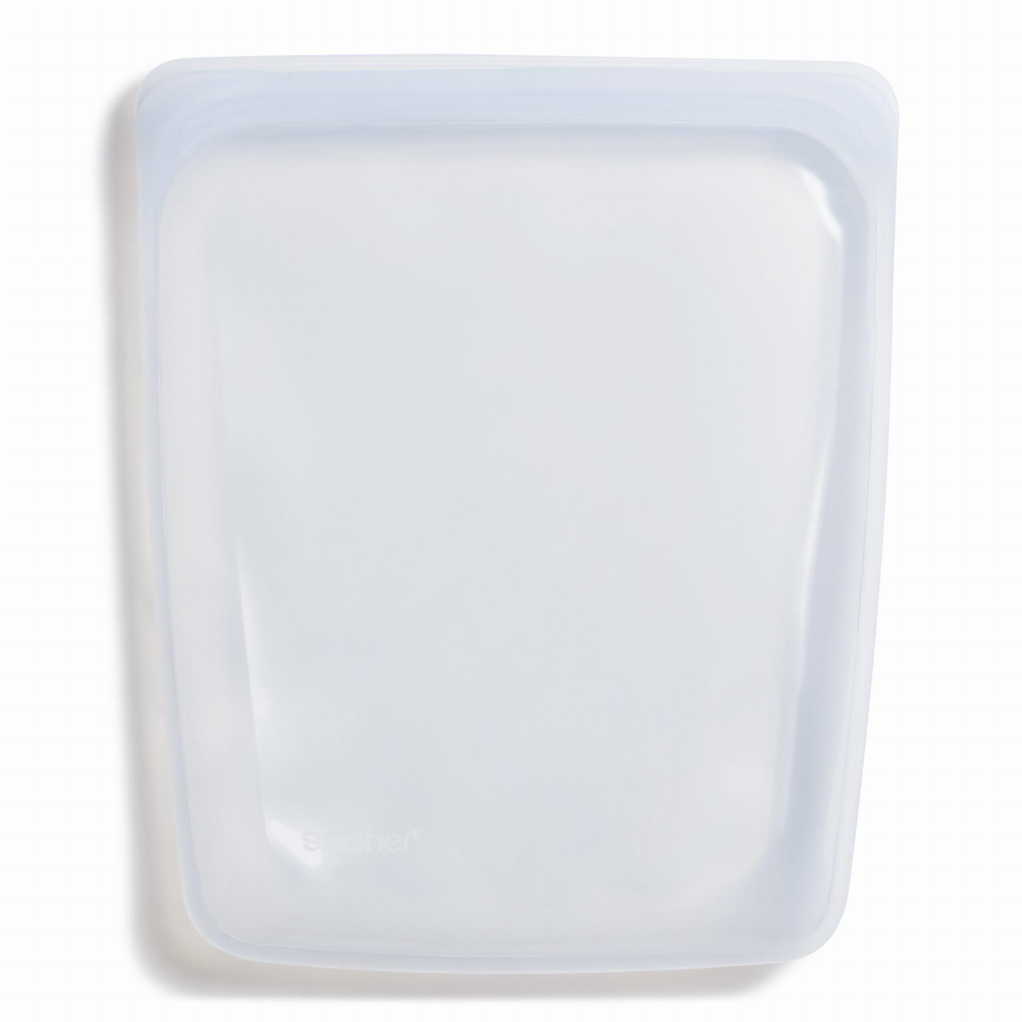 STASHER Half-Gallon Wielorazowa torebka silikonowa | SoBio Beauty Boutique
