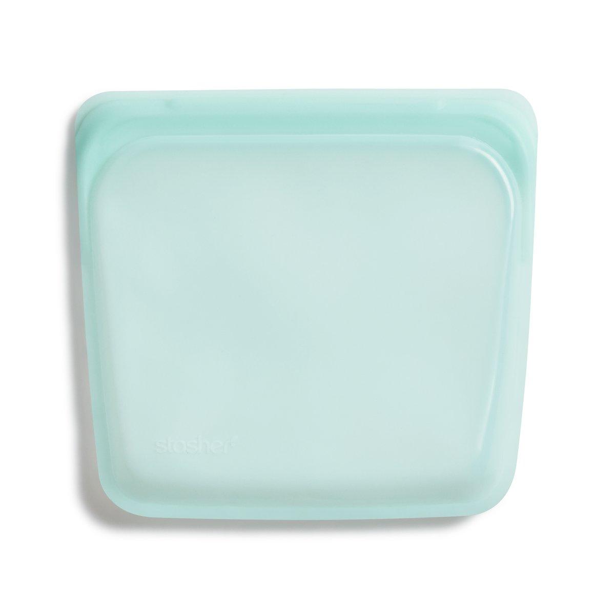 STASHER Sandwich Wielorazowa torebka silikonowa | SoBio Beauty Boutique