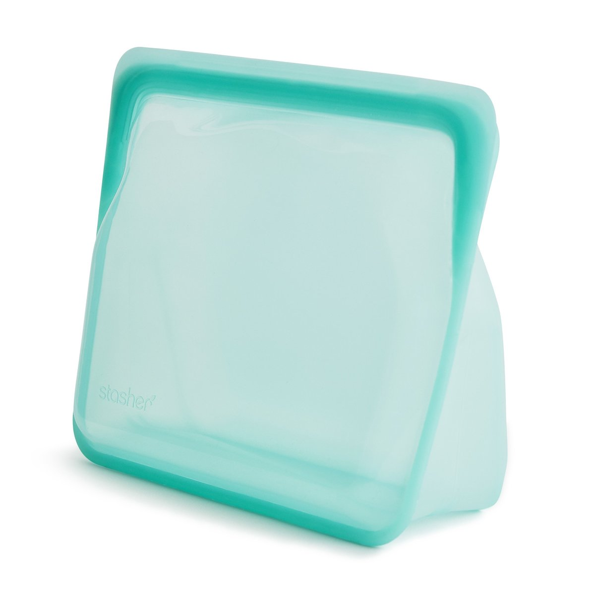 STASHER Stand Up Wielorazowa torebka silikonowa | SoBio Beauty Boutique