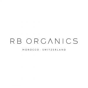RB ORGANICS Logo