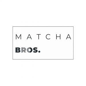 MATCHA BROS Logo | SoBio Beauty Boutique