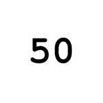 50 ML