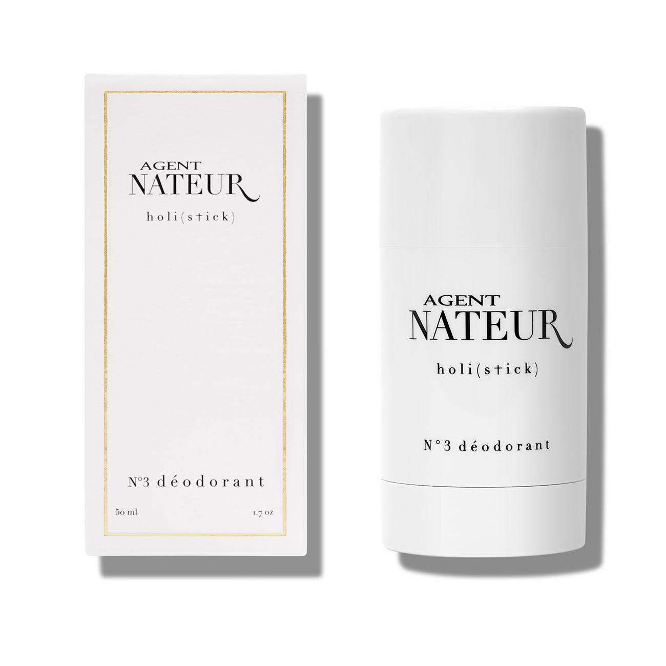 AGENT NATEUR Holi Stick No.3 Dezodorant naturalny   SoBio Beauty Boutique 2
