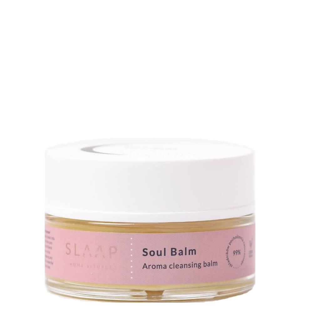 SLAAP Soul Balm _ Balsam do demakijażu _ SoBio beauty Boutique _ main Site
