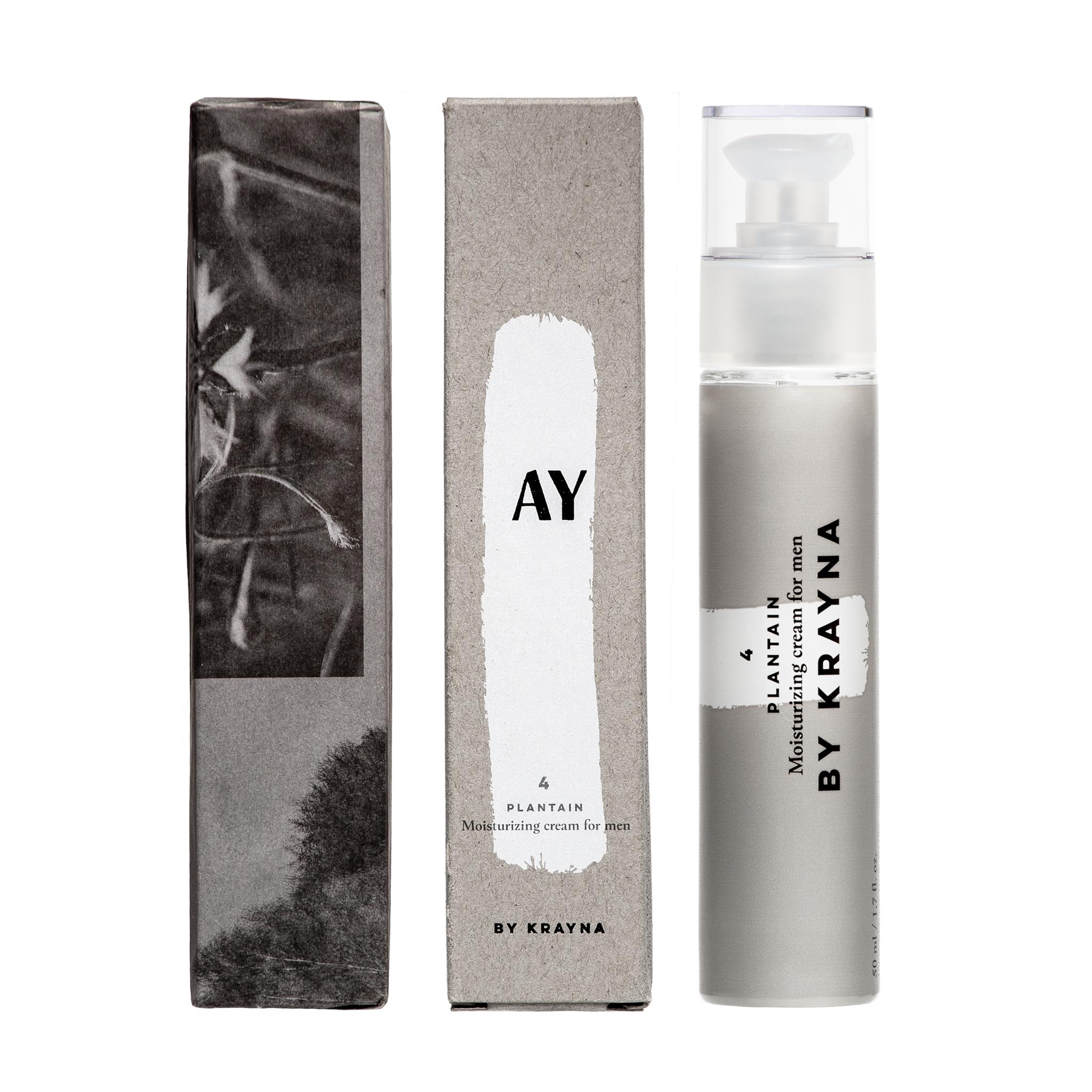 KRAYNA AY 4 Broadleaf Plantain Cream-SoBio-Beauty-Boutique 2