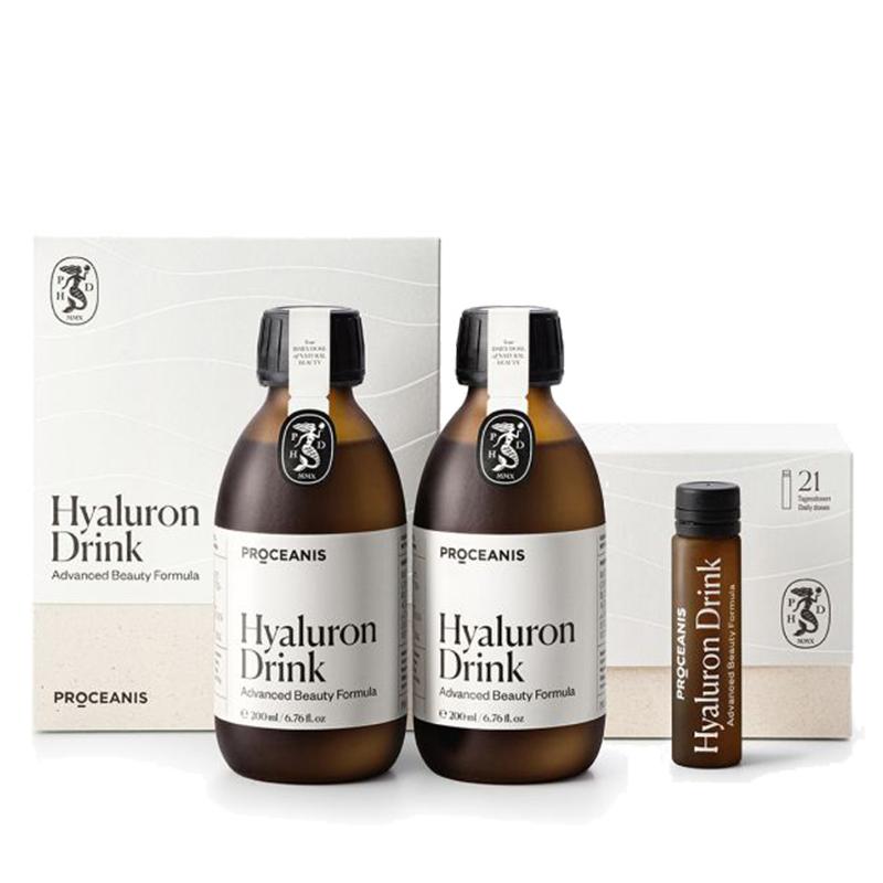 PROCEANIS Hyaluron Drink Zestaw Traveller | SoBio Beauty Boutique