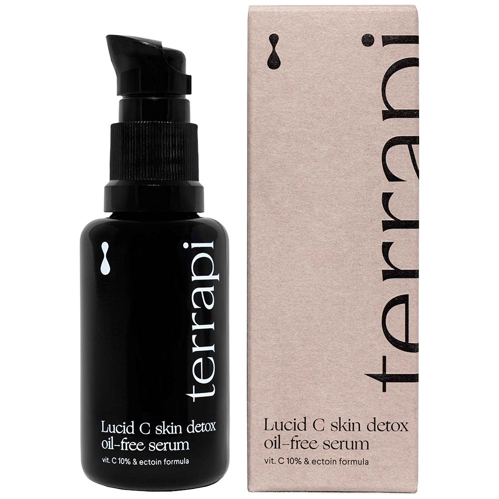 TERRAPI Lucid C Rozjaśniające Serum z witaminą C _ SoBio Beauty Boutique 2