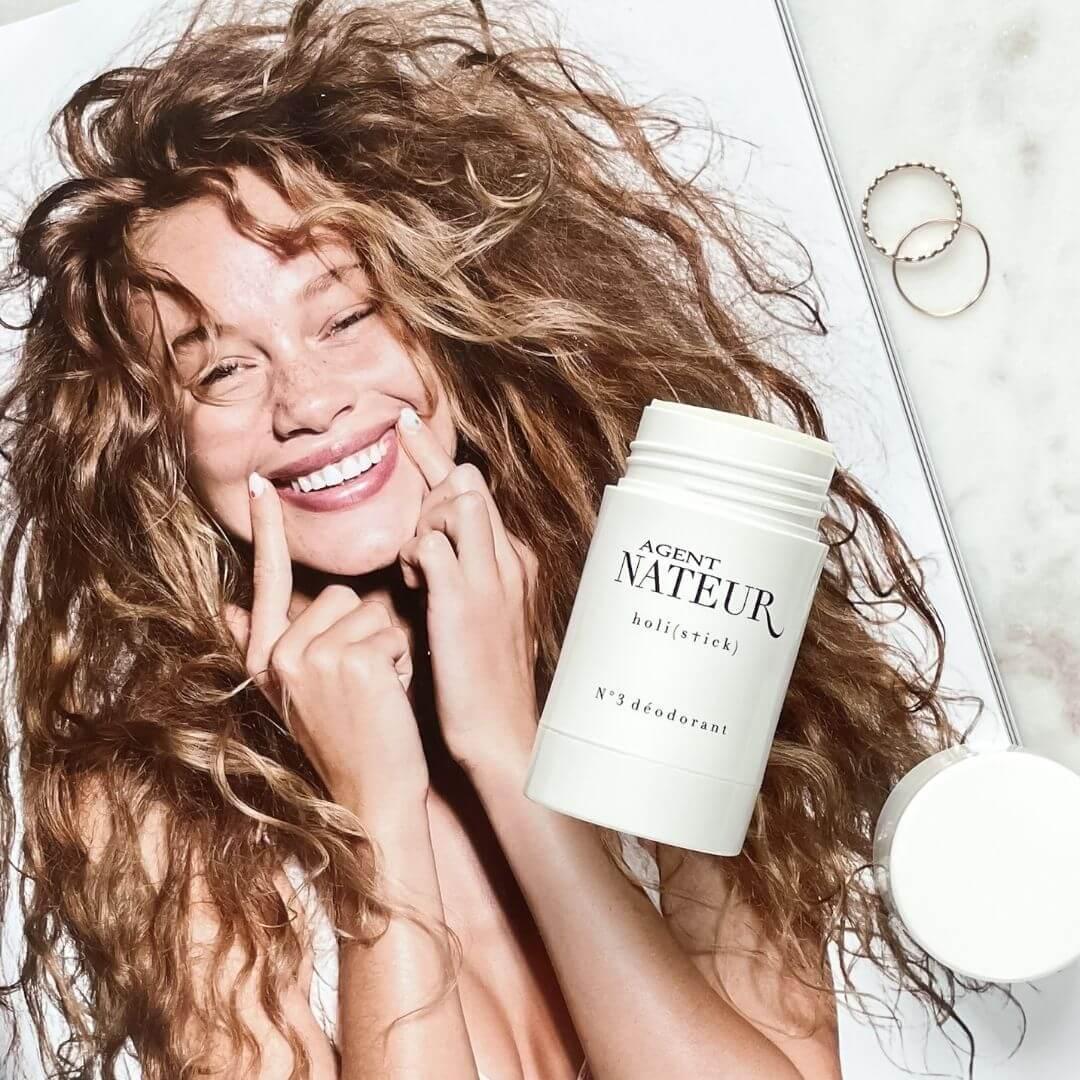 INSTAGRAM AGENT NATEUR Holi Stick Dezodorant SoBio Beauty Boutique