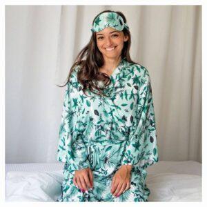LULLALOVE Kimono Bambusowe Ziołowa Łąka 2 SoBio Beauty Boutique 5